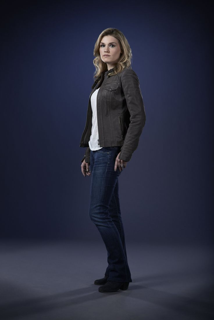 """Haven S5 Emily Rose as """"Audrey Parker"""""""