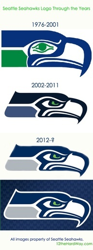 11 Best Images About Seahawks On Pinterest Vinyls Logos