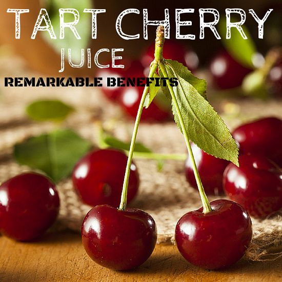 The Remarkable Benefits of Tart Cherry Juice - 6 Proven Health Uses (arthritis, gout, muscle pain and more!)