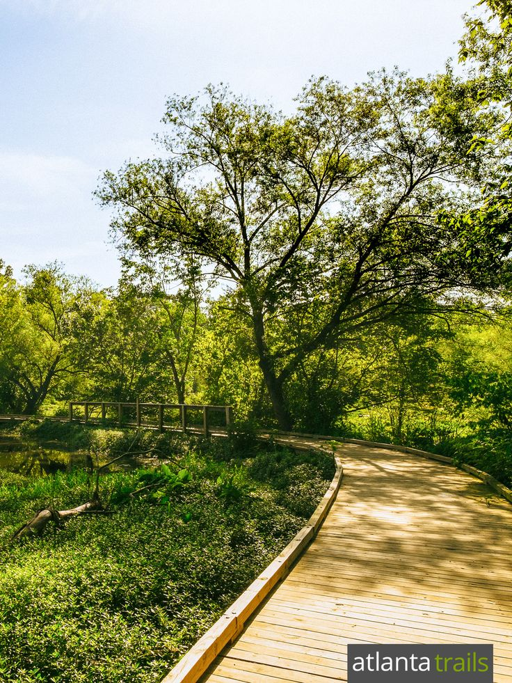 Explore The Urban Nature Preserve At Atlantas Constitution Lakes Park Where A Duo Of Marshy Are Home To Variety Wildlife