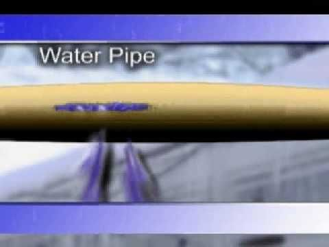 Pipe Watchman Water Pipe Freeze Prevention Valve