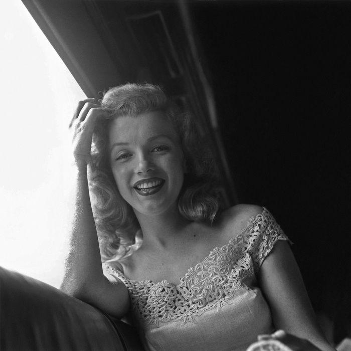Las mejores fotos historicas de Marilyn Monroe
