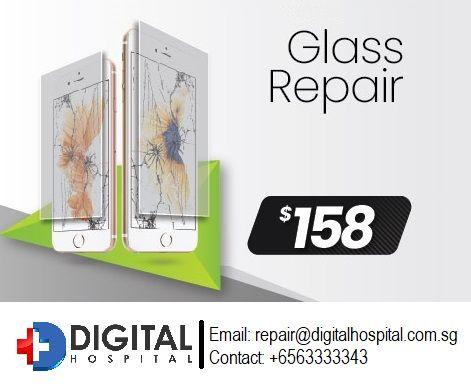 Highly rigorous iPhone screen repair service in Singapore