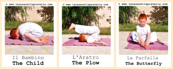 Bilingual Yoga free printable cards for kids - Re-pinned by #PediaStaff. Visit http://ht.ly/63sNt for all our pediatric therapy pins