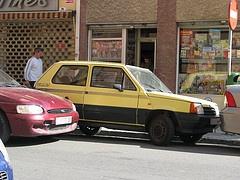 Seat Marbella Yellow