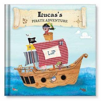 My Pirate Adventure Personalized Book