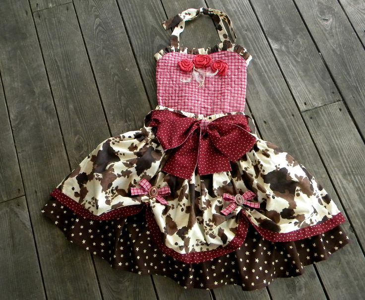 Western Cowgirl Pageant Poofy Skirt and Halter Top Set -Toddler cowgirl costume