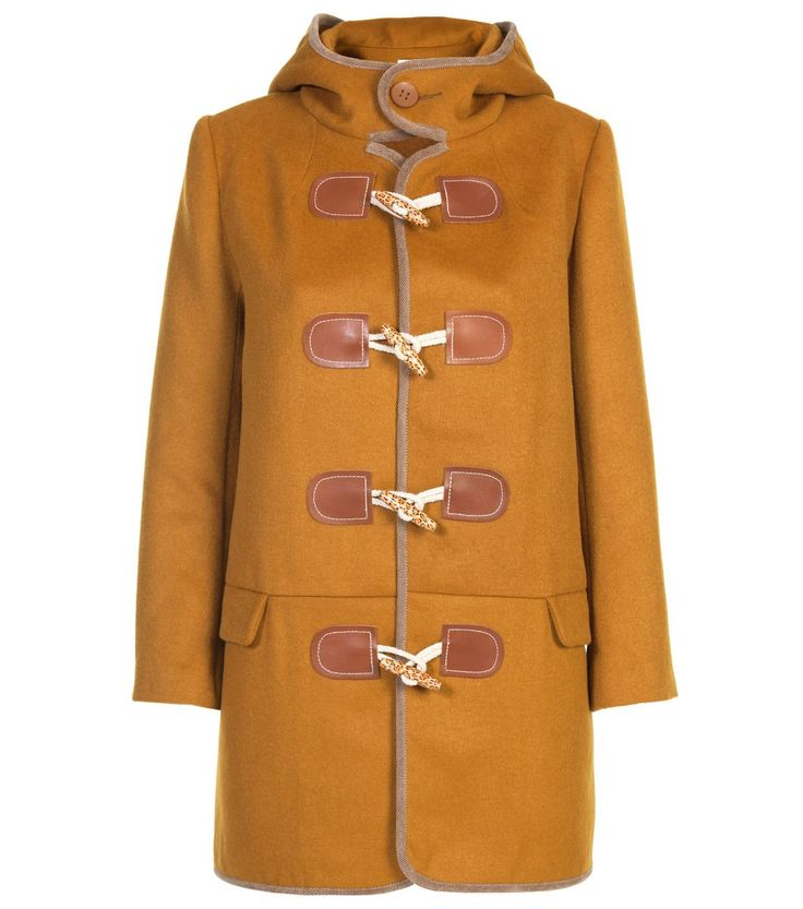 Winter Coat Sewing on Pinterest | Colette Patterns Duffle Coat