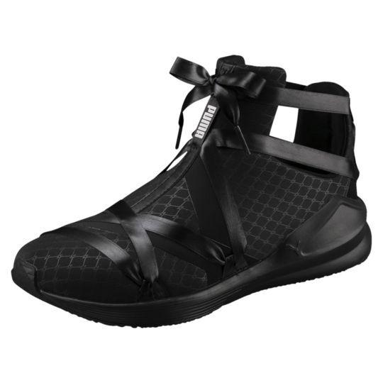 Fierce Rope Satin En Pointe Women s Sneakers  c1bd177b6
