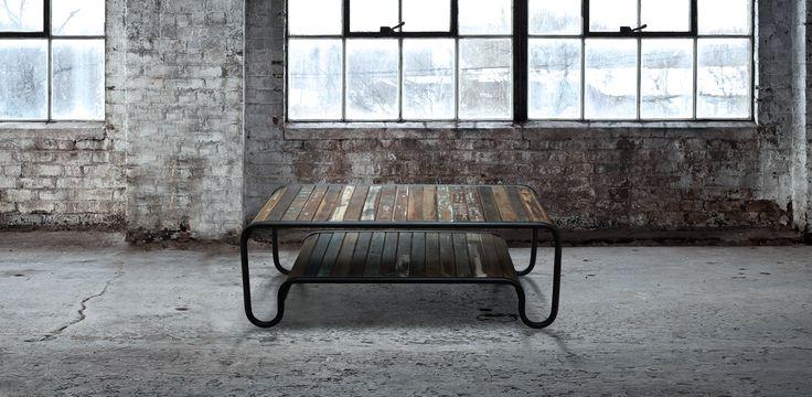 Køligt vibe til de varme sommer dage. #sofabord #table #interior #boligindretning #møbler
