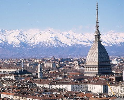 Turin, Italy - and this summer it'll be true.