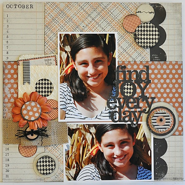 A Project by Suzanne Sergi from our Scrapbooking Gallery originally submitted 10/21/11 at 10:15 AM