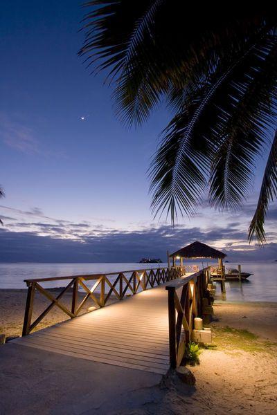 Malolo Island, Fiji