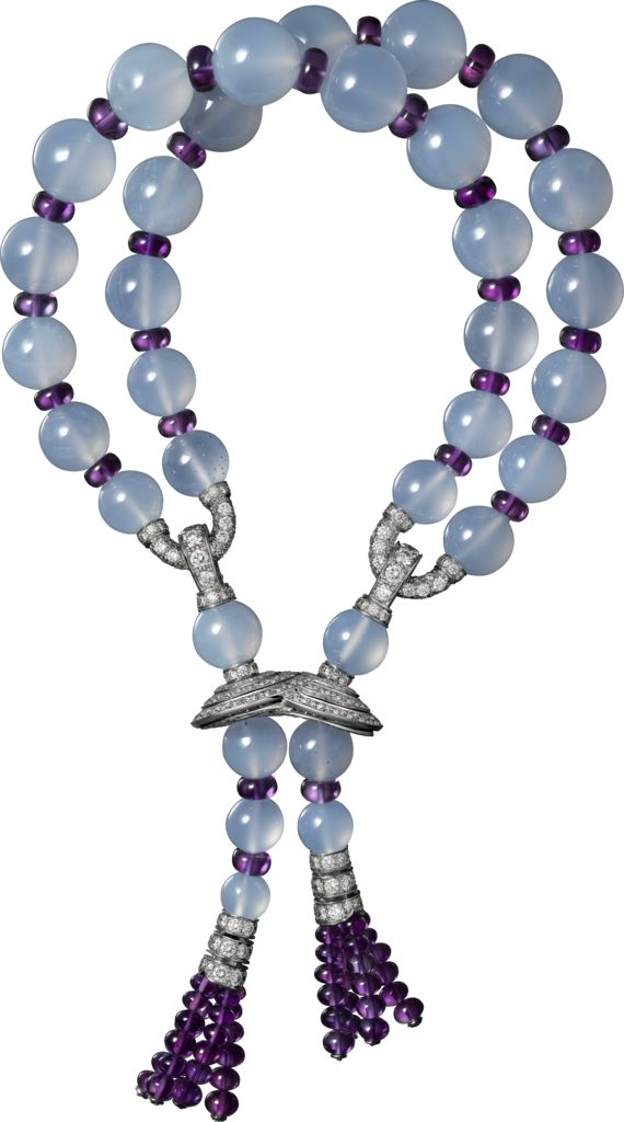*** Unbelievable savings on beautiful jewelry at http://jewelrydealsnow.com/?a=jewelry_deals *** Cartier Platinum, chalcedonies, amethysts, diamonds