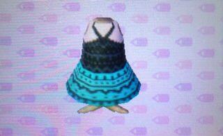 Aztec Party Dress