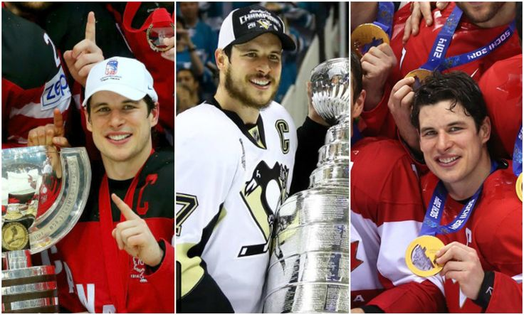 Sidney Crosby has been named Team Canada captain for the 2016 World Cup of Hockey. Crosby is the only member of the Triple Gold Club who captained each team to victory. #NHL #Hockey