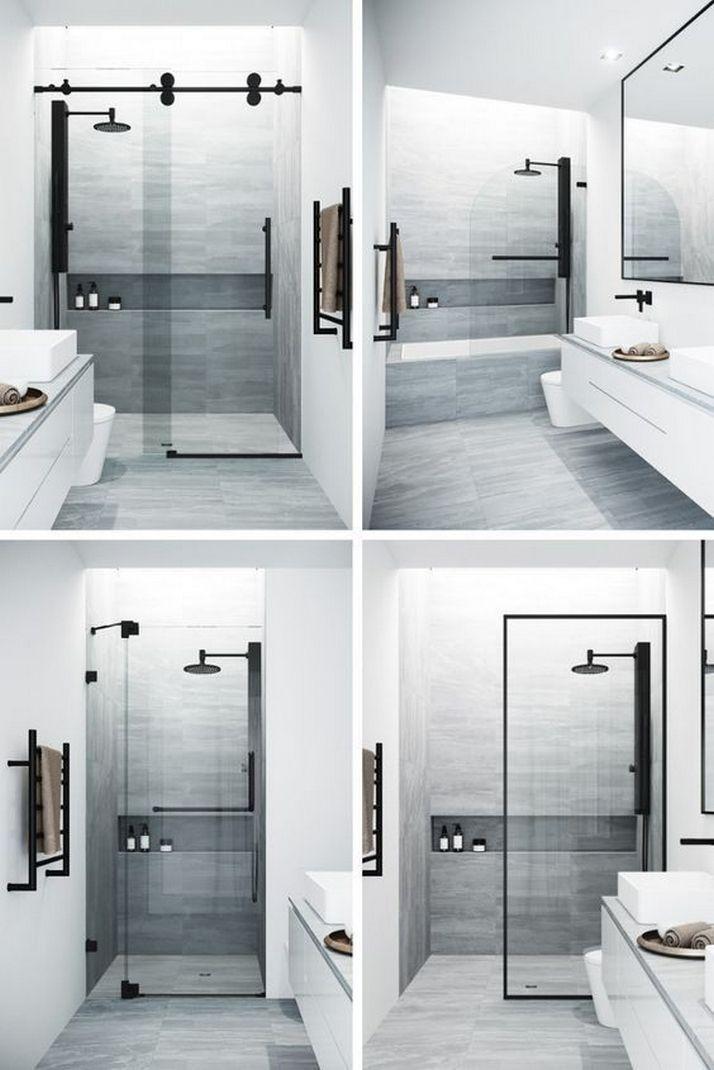99 Elegant Modern Bathroom Design Models For Your Bathroom Home Reference Decoration Ideas Modern Master Bathroom Modern Bathroom Modern Luxury Bathroom