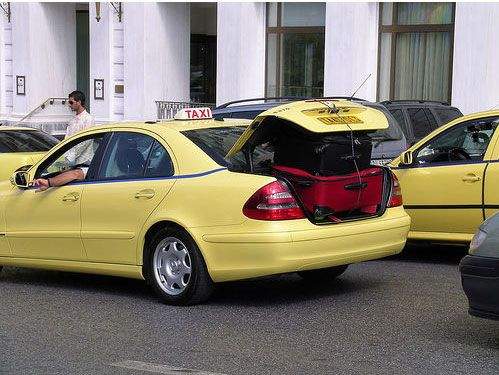 Greek Transport Ministry Bill to Restrict Taxi Apps, E-platforms