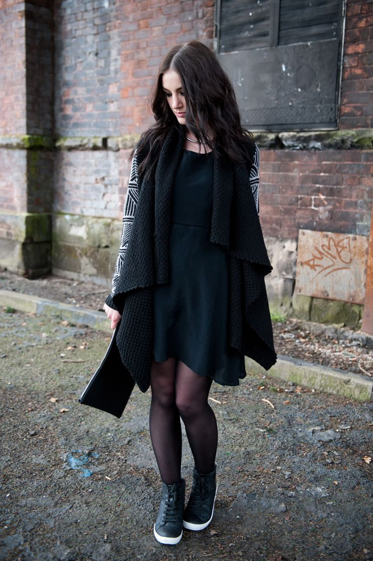 17 Best images about How to combine skirts, tights and ...