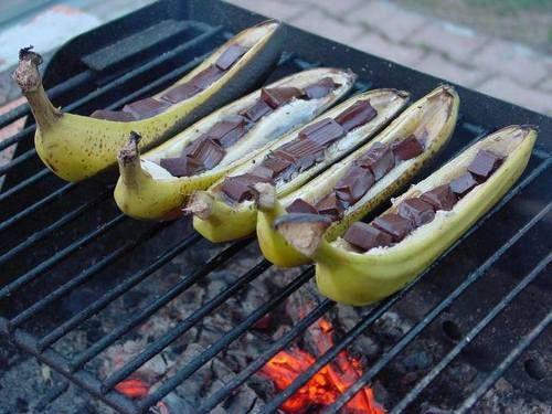La banane,  le tonus ..