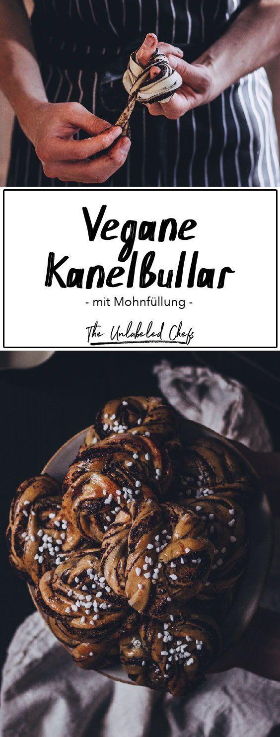 Nach unserem letzten Urlaub in Skandinavien war unsere Liebe für Kanelbullar en… – Vegan Backen