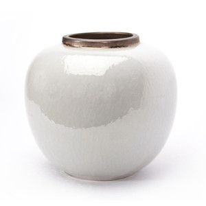 Šedá váza NORR11 Joha