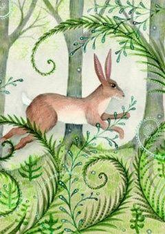 Jane Ray Rabbit Art