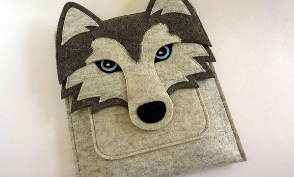 Funda Lobo iPad