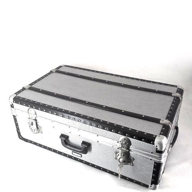 67 wohnzimmertisch koffer banjado beistelltisch. Black Bedroom Furniture Sets. Home Design Ideas