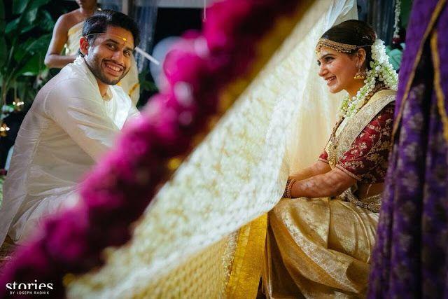 Samantha and Naga Chaitanya Wedding - Saree Blouse Patterns