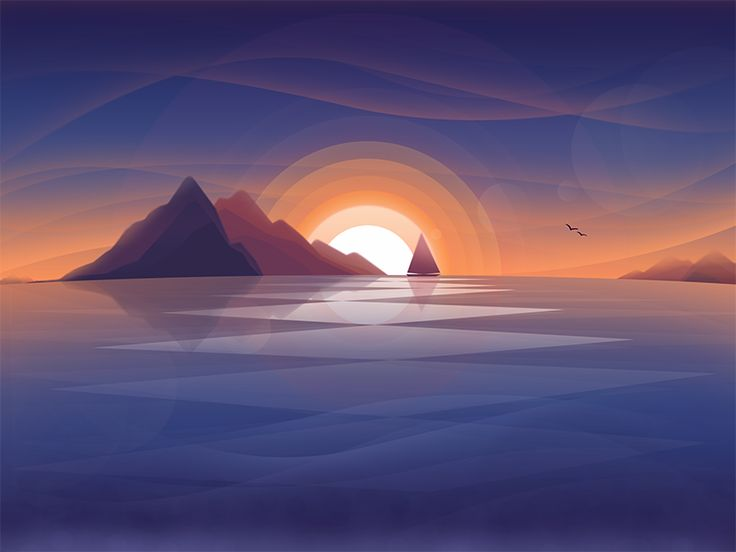 Sunset by Ikor | TheNewVision