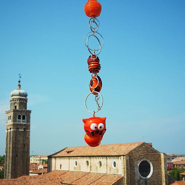 Tigratto wish you an amazing Monday from #Murano! #yourmurano
