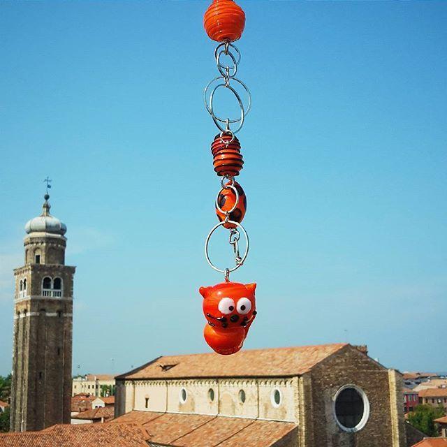 Tigratto wish you an amazing Monday from #Murano! #yourmurano
