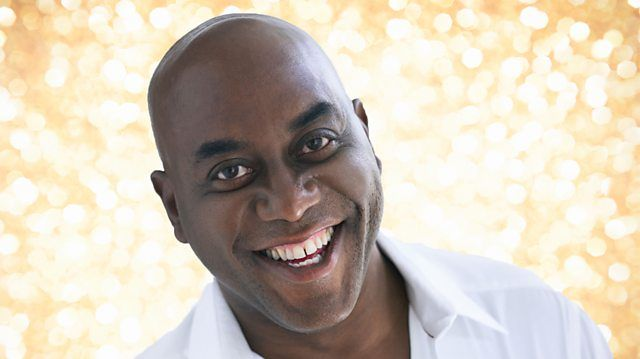 BBC Blogs - Strictly Come Dancing - Ready, Steady… Dance! Welcome Ainsley Harriott