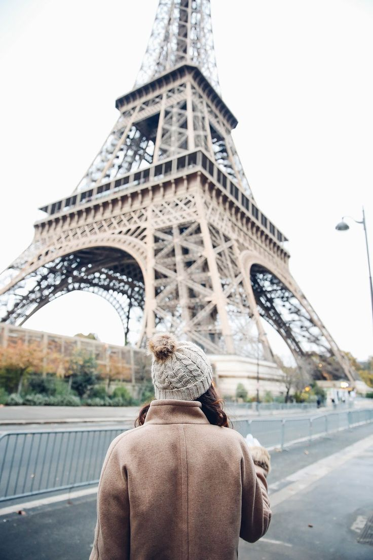 travel - paris and eiffel tower