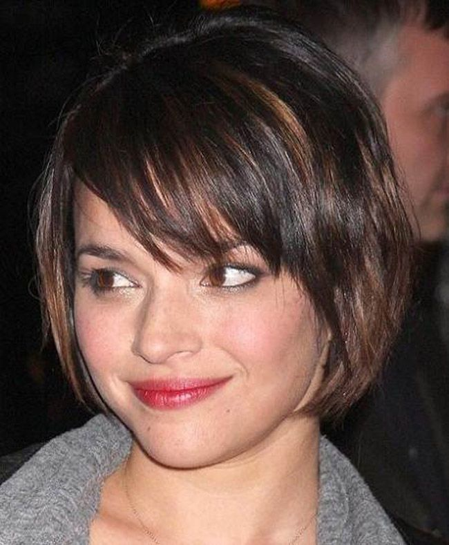 Short Bob Hairstyles for Young Women