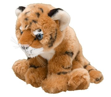World Wildlife Fund | Tiger Plush – Animal Adoptions from World Wildlife Fund - WWF Gift Center