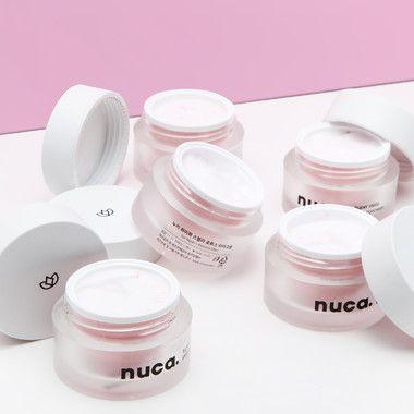 'nuca(누카)' 브랜드 디자인