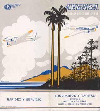 AVENSA - Venezuela