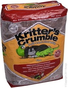Buy this Kritter's Krumble 20L at our New Zealand Bedding & Hidey Houses Pet Supplies Online Shop