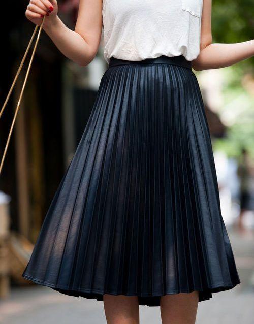 svart plisserad kjol - Sök på Google