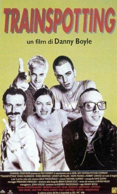 Trainspotting - Danny Boyle #film