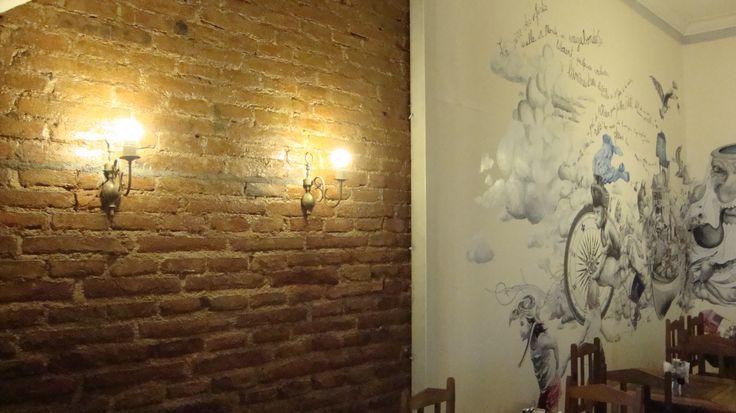 Café del Pintor - Valparaíso nuevo ambiente en el Café