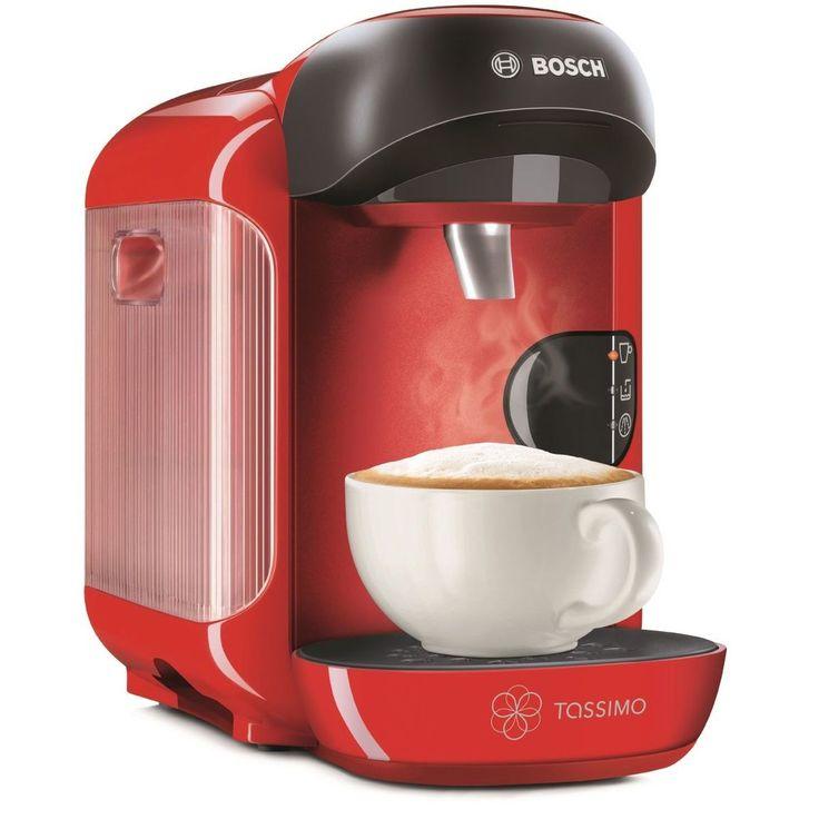 Bosch Tassimo Vivy TAS 1253 - pentru o cafea interesantă, cu fiecare ceașcă . Aroma cafelei este cea care te pregătește pentru o nouă zi de lucru? Atunci, de ce să nu-ți prepari cafeaua în propria locuință oridecâteori ... http://www.gadget-review.ro/bosch-tassimo-vivy-tas-1253/