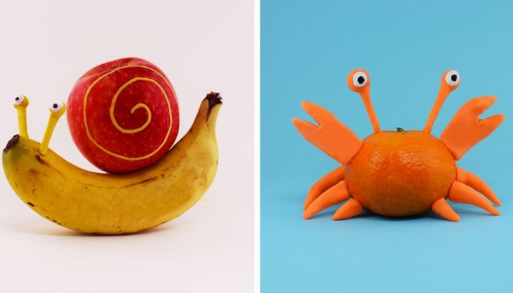 My name is Sandra Suarez and I'm an artist from Spain. Lately, I've been working on the series named Playing With Fruit with the idea of making simple yet funny pictures. Listed by @morton9890.