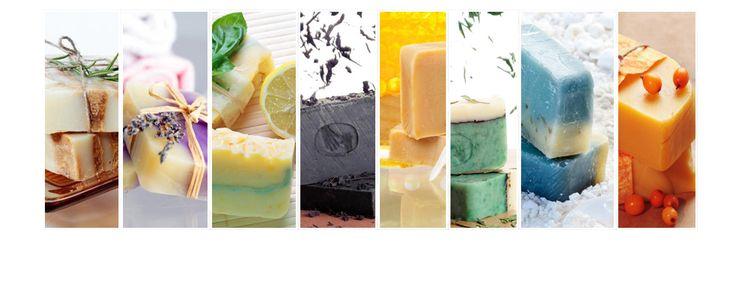 Luthelo: Ce coloranti naturali putem folosi la fabricarea sapunurior