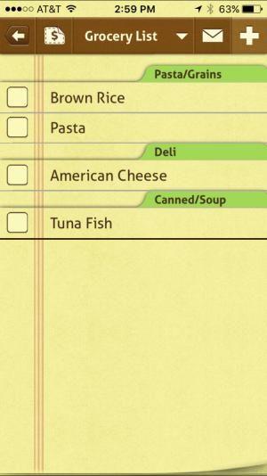 25+ parasta ideaa Pinterestissä Grocery list app - grocery words