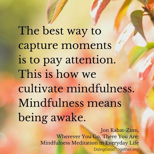 On Mindfulness: Nine Tools for a More Grateful, Peaceful, and Connected Family…