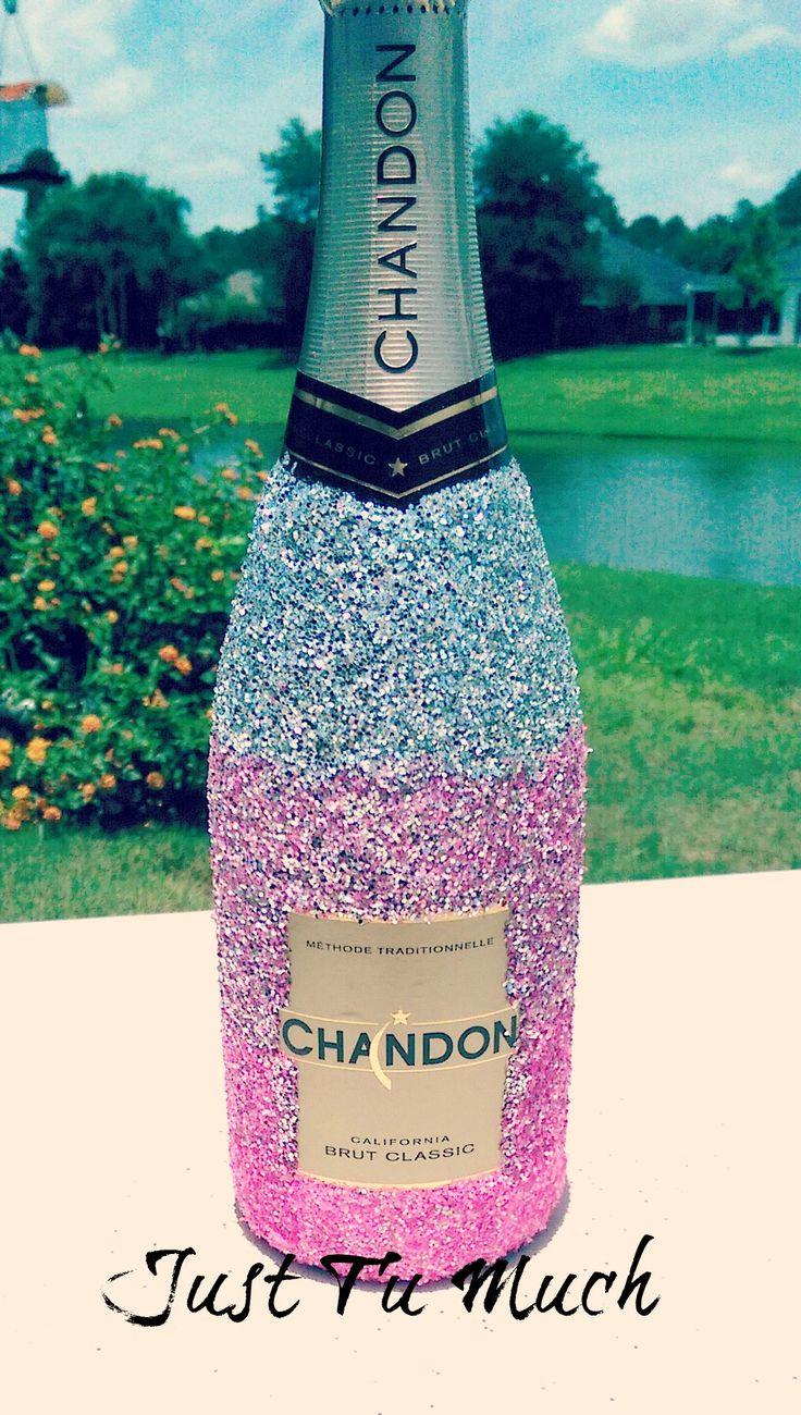 40 On Etsy Com Shop Justtumuch Glitter Chandon Champagne