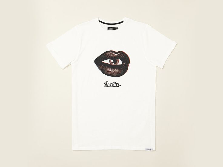 Classic Looking For Love - Mens Stone White T-Shirt | Classic Music Company